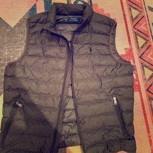 Polo lightweight puffer vest
